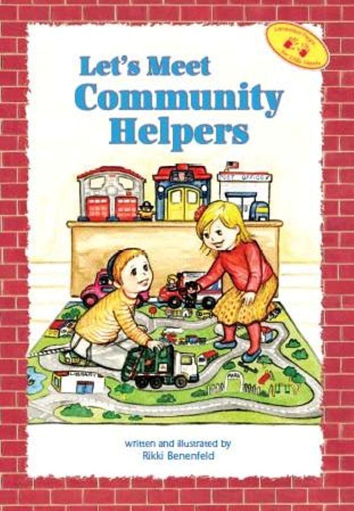 Read Online Let's Meet Community Helpers pdf epub