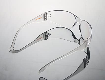 1b246a7b675 Image Unavailable. Image not available for. Colour  Frontier (Midas Safety)  Hardy Clear Safety Glasses