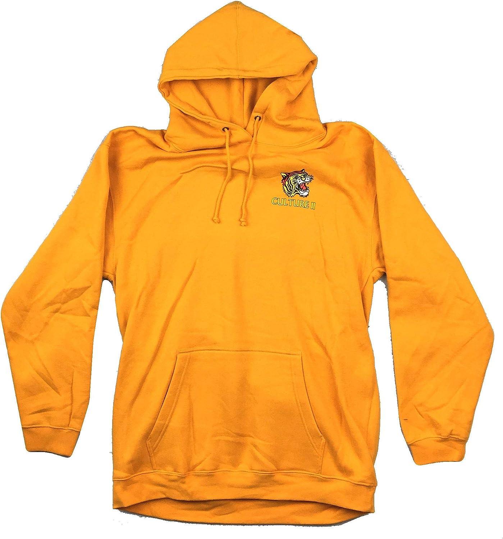 Migos Culture II Tiger Orange Pull Over Sweatshirt Hoodie New Official Merch