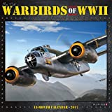 Warbirds of WWII 2017 Wall Calendar