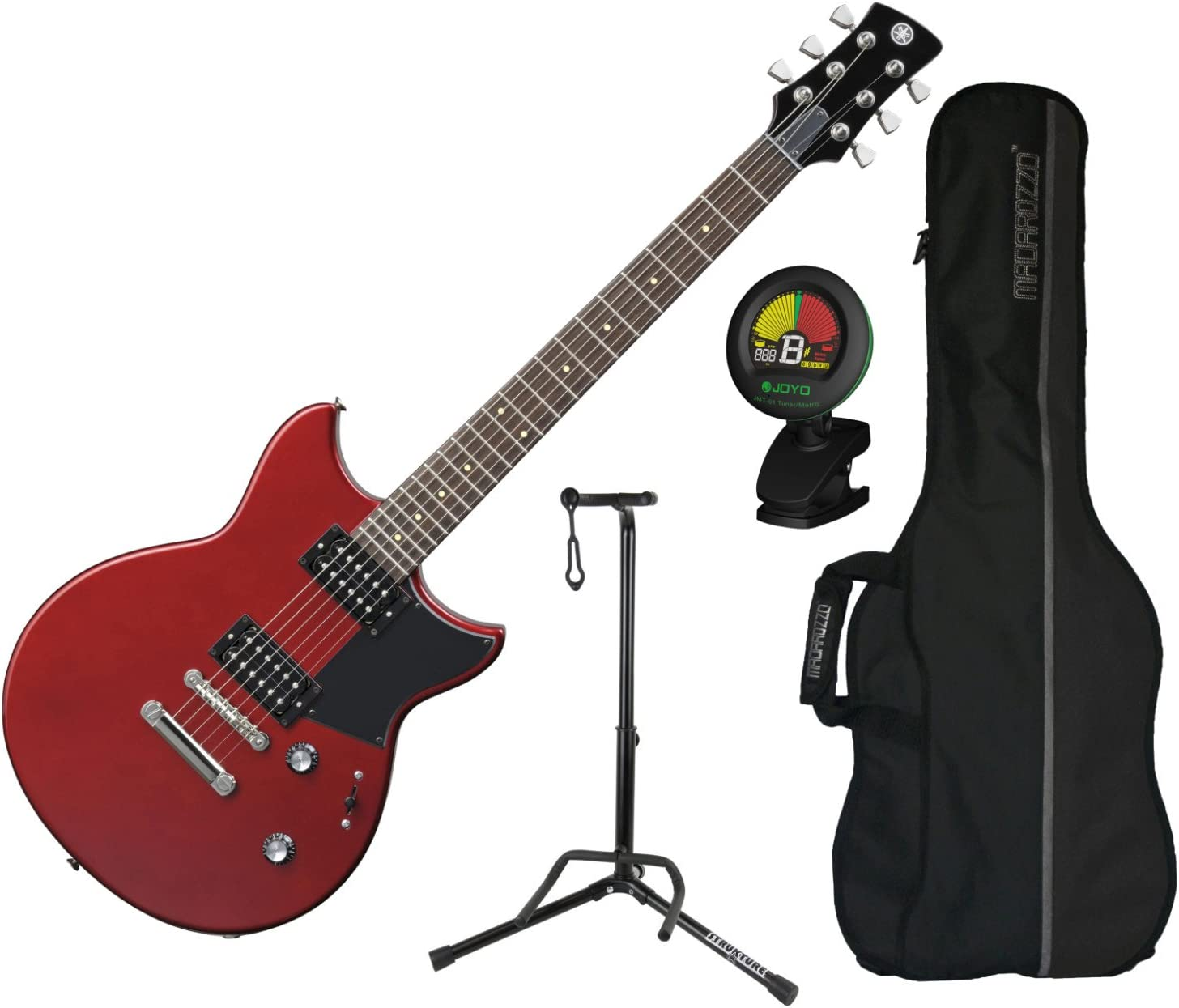Yamaha RS320 RCP Revstar - Guitarra eléctrica de cobre con funda ...
