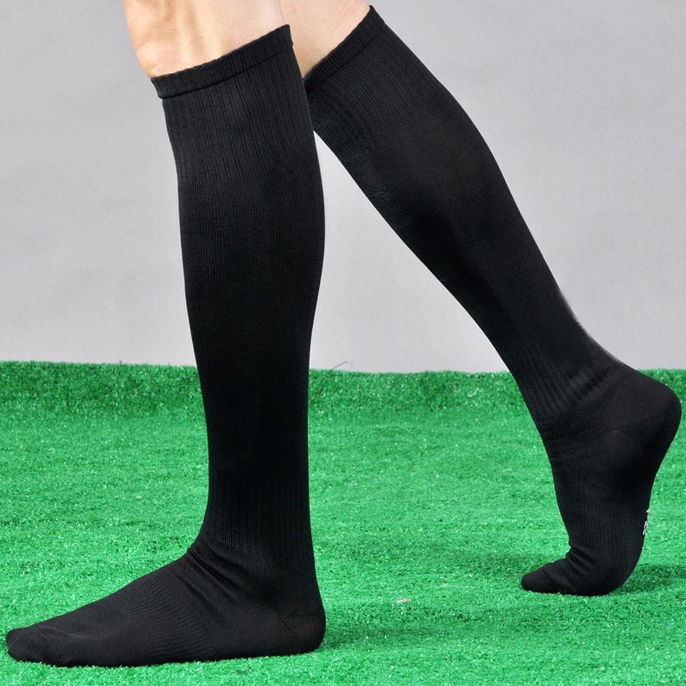 Mens Socks FTXJ Fashion Sport Football Soccer Over Knee High Sock Baseball Hockey Long Stocking