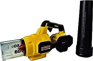 DEWALT DCBL772B 60V MAX Flexvolt Brushless Handheld Axial 600-CFM Blower