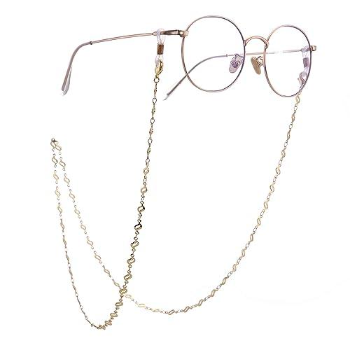 TEAMER - Correa para Gafas de Sol, diseño de Hojas, Color ...