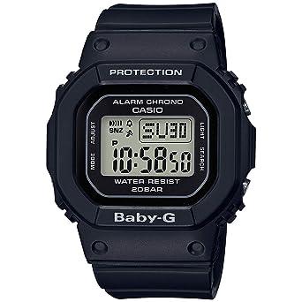 Casio Baby G Women S Watch Black 44 7mm Resin Bgd560 1