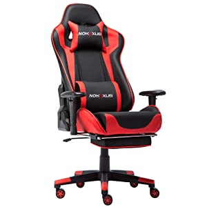Nokaxus Gaming Chair Large Size High-Back
