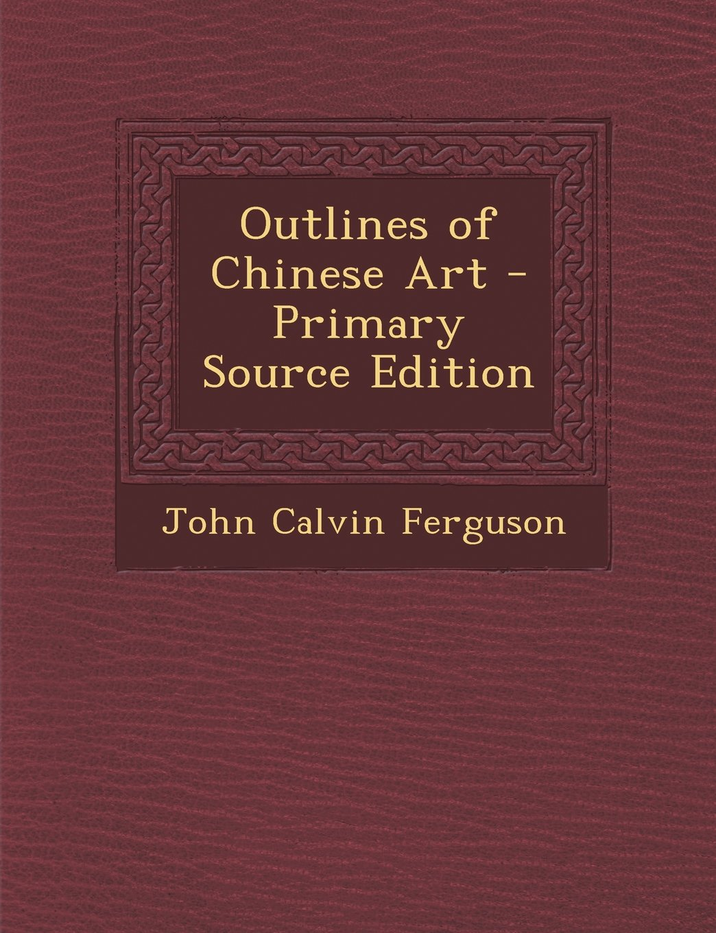 Outlines of Chinese Art ebook