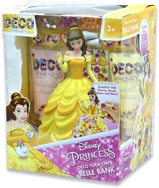 Disney Princesas Deco Frenzy huchas Bella (Cife Spain 41166): Amazon.es: Juguetes y juegos