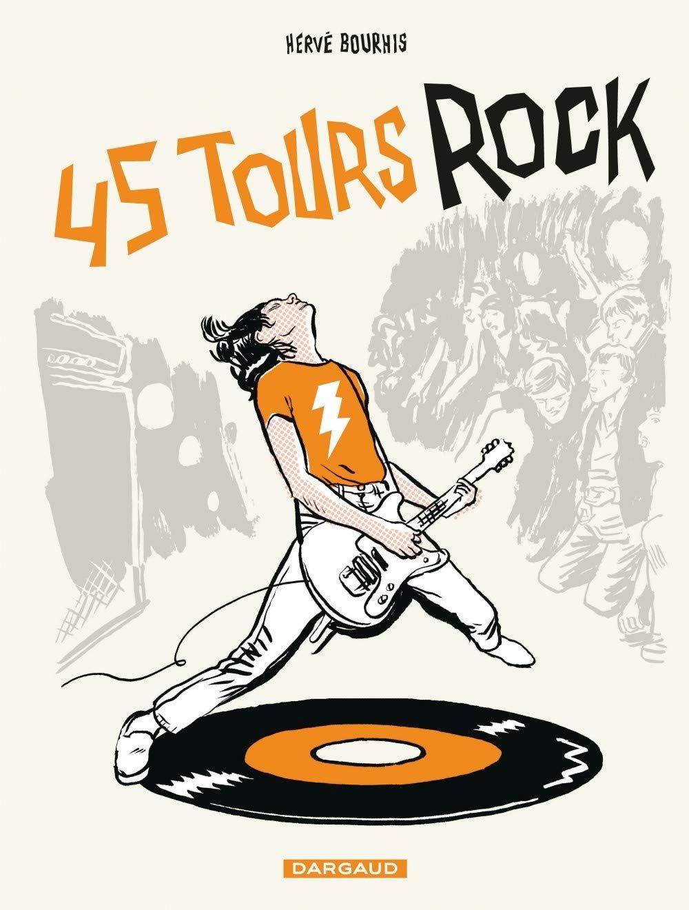45 Tours Rock - tome 1 - 45 Tours Rock (1)