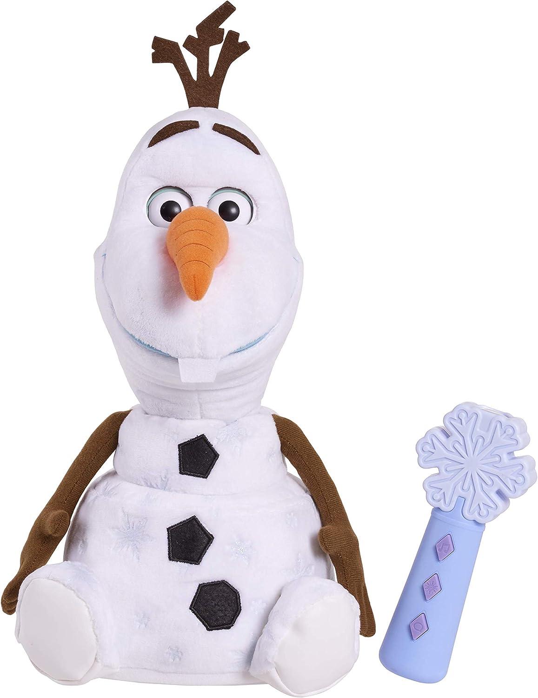 Disney Frozen 2 Follow-Me Friend Olaf - brown mailer