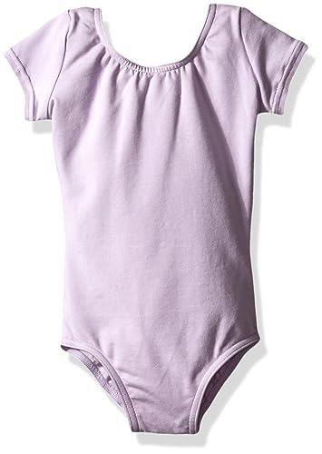 226617ef1427 Amazon.com  Capezio Short Sleeve Leotard - Girls  Clothing