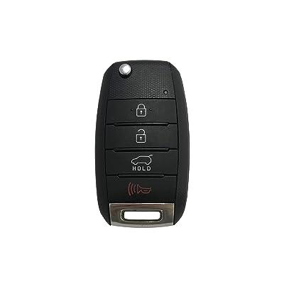 4 Button Oem 2013-2015 Kia Soul Flipkey Osloka-875T: Automotive