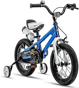 RoyalBaby BMX Freestyle Kid's Bike, six colors available