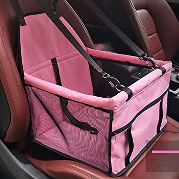 Waterproof pet dog car seat carrier protector bag cage cover weihi waterproof pet dog car seat carrier protector bag cage cover weihi waterproof deluxe portable dog booster freerunsca Image collections