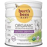 Burt's Bees Baby Organic Ultra Gentle Infant Formula with Iron, White, 23.2 Oz