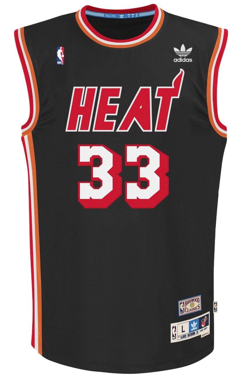 ... Miami Heat Alonzo Mourning Black Adidas Soul Swingman Jersey Sports  Outdoors Only 21.50USD JEZOEXM Phoenix Suns Dan Majerle maglie ufficiali nba  9 ... 593a65bdd