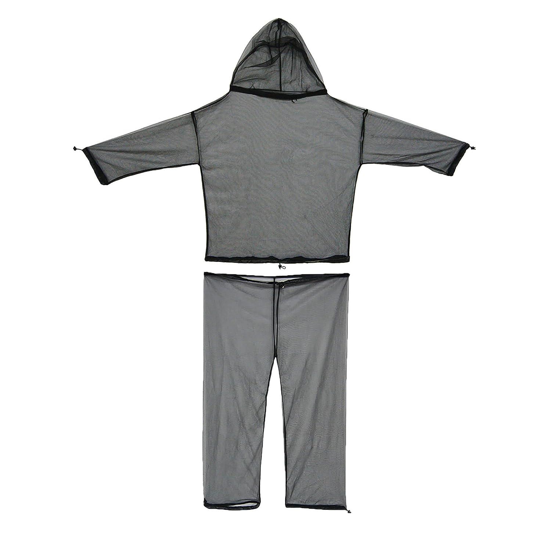 Ultimate Survival Technologies No-See-Um Suit, Black, Large/X-Large 20-02259