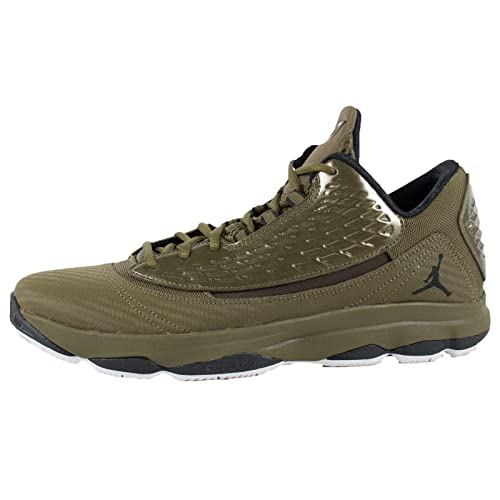 separation shoes 635f4 fd38e ... switzerland 580580 301 mens nike air jordan cp3 vi ae sneakers squadron  green size 7 e3e1c