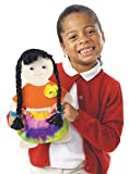 Colorations Giant Person Shapes for Kids, Set of