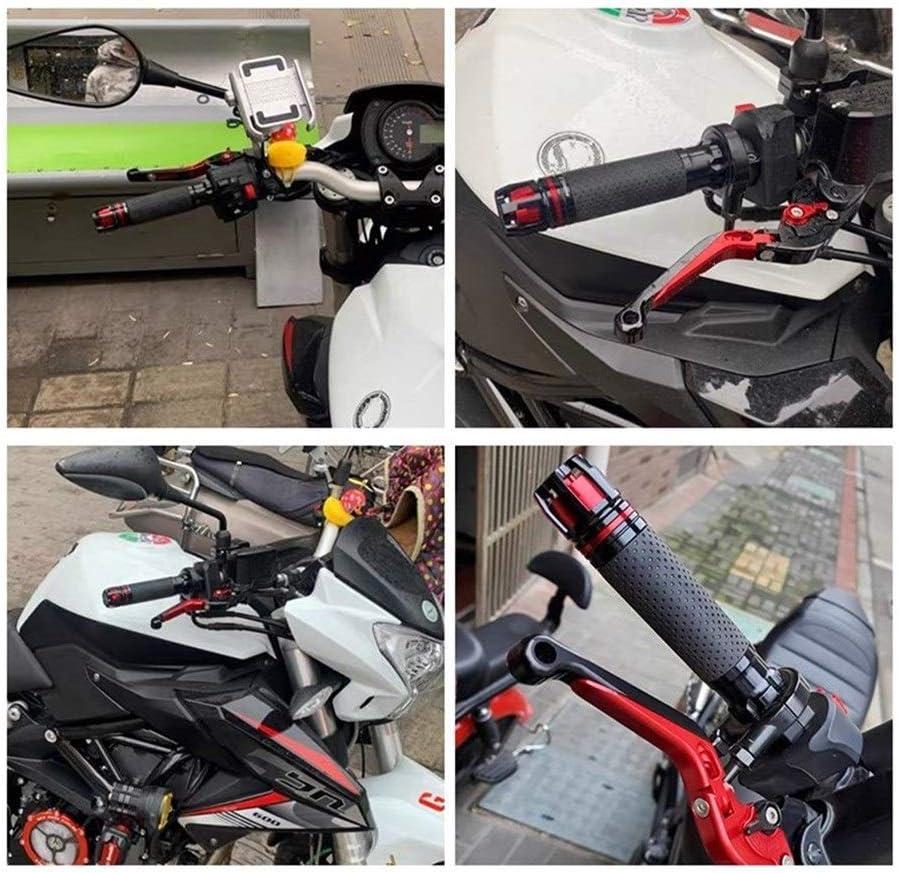 Motorrad-Bremsgriff CNC-Motorrad Verstellbare Kupplungs-Bremsen-Hebelgriff F/ür Honda CBF1000 2006 2007 2008 2009 CBF 1000 Color : A