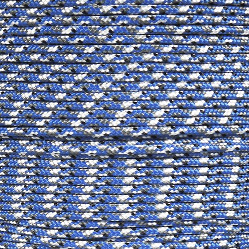 Crafting Cord 325 LB Tensile Strength 3 Strand Core Paracord Spools (250' & 1000' Size Options)