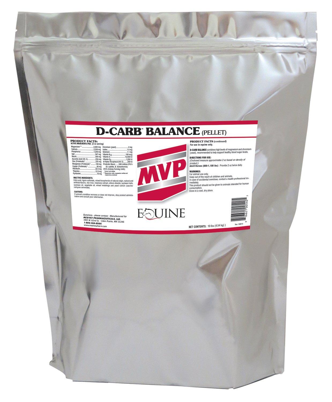 Med-Vet D-Carb Balance 10 lb