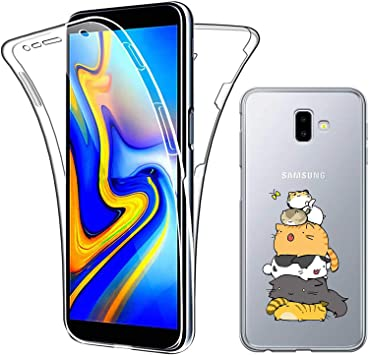 coque samsung j6 amazon