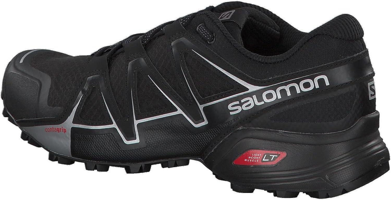 Salomon Speedcross Vario 2, Zapatillas de Trail Running para Hombre: Amazon.es: Zapatos y complementos