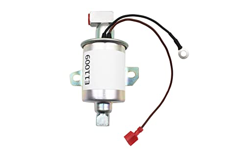 Electric Fuel Pump for Onan 5500 RV Generator Genset Emerald Plus Motor on
