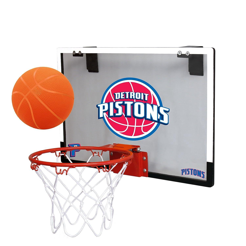 NBA Game On屋内バスケットボールフープ&ボールセット B017YO9FQE