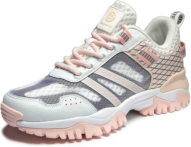   Eagsouni Men's Women's Cross Training Shoe Fitness Sneakers   Trail Running