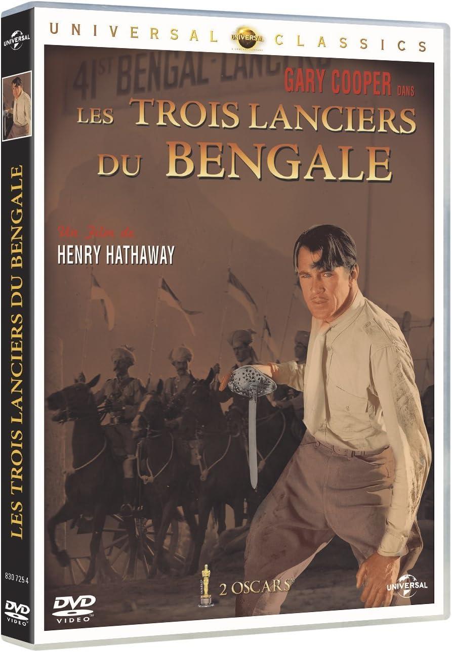 DU BENGALE LANCIERS TÉLÉCHARGER LES 3