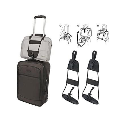 86db41f206aa Amazon.com : digitravelstore 2 Pack Easy Bag Bungee : Sports & Outdoors