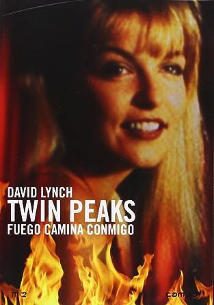 Twin Peaks: Fuego camina conmigo Edición básica DVD: Amazon.es: Sheryl Lee, Chris Isaak, Ray Wise, Kyle Machlachlan, Harry Dean Stanton, David Bowie, Moira Kelly, David Lynch, Sheryl Lee, Chris Isaak: Cine y