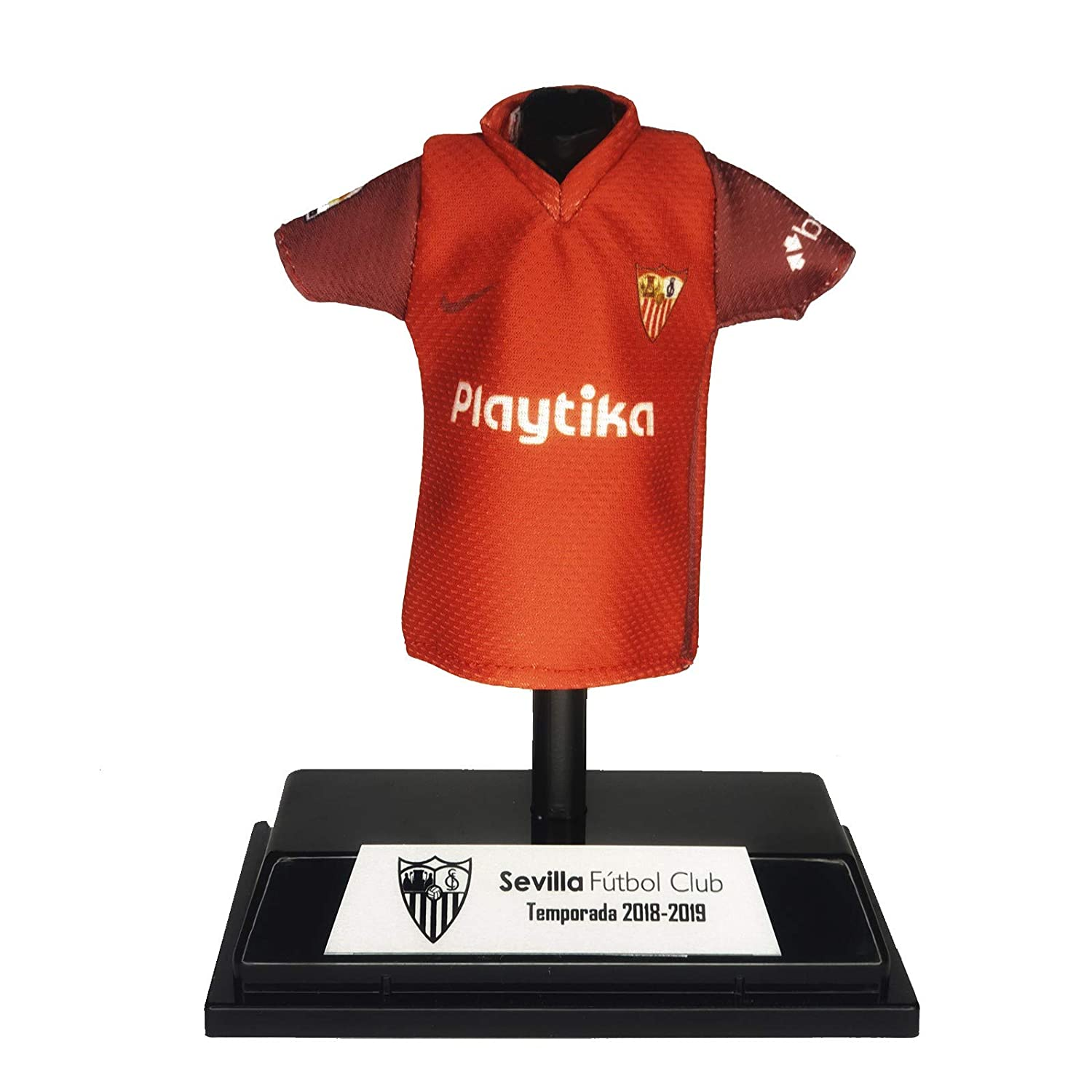 SFC SEVILLA FUTBOL CLUB Minishirt 18-19 2ª equipación: Amazon.es ...