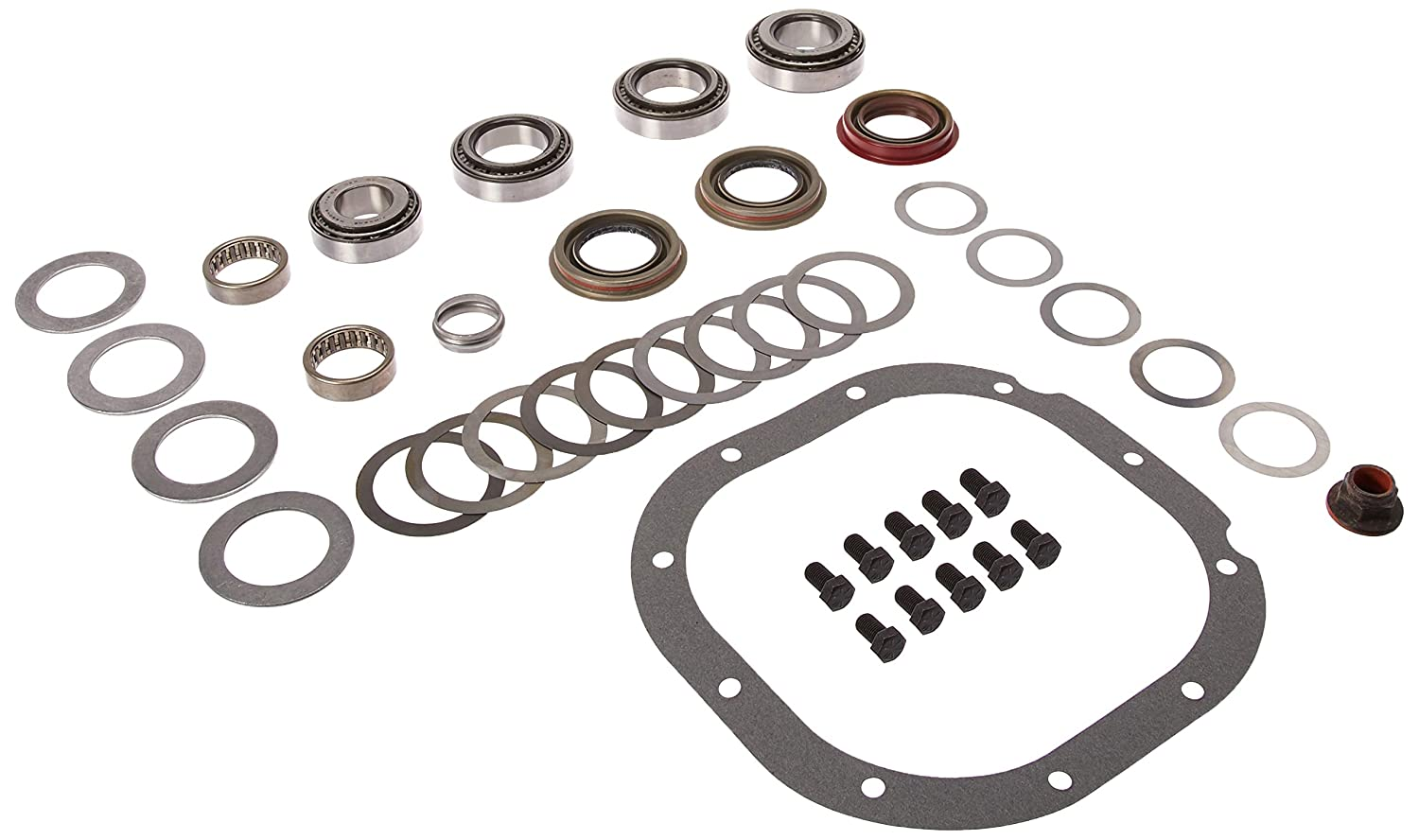 Motive Gear R8.8RIRSMKT Master Bearing Kit with Timken Bearings Ford 8.8 IRS 02-ON