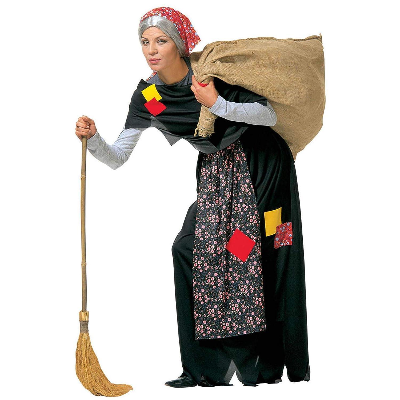 WIDMANN Widman - Disfraz de halloween bruja para mujer, talla L ...