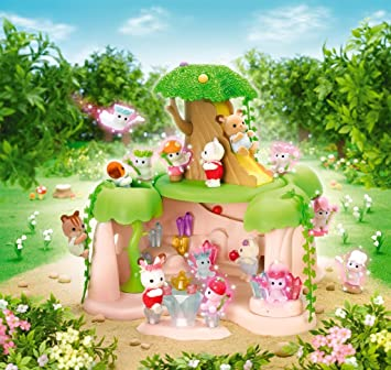 Amazon.es: Hill F-35 jewelry little fairy fairy forest of Sylvanian Families (japan import): Juguetes y juegos