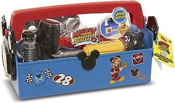 Mickey Mouse- Caja Herramientas, Multicolor (IMC Toys 183582 ...
