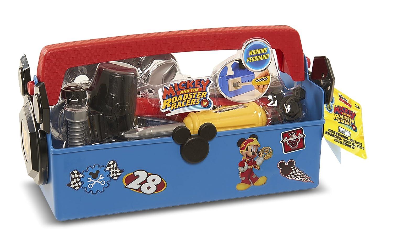 Mickey Mouse Caja Herramientas IMC Toys 183582: Amazon.es: Juguetes y juegos