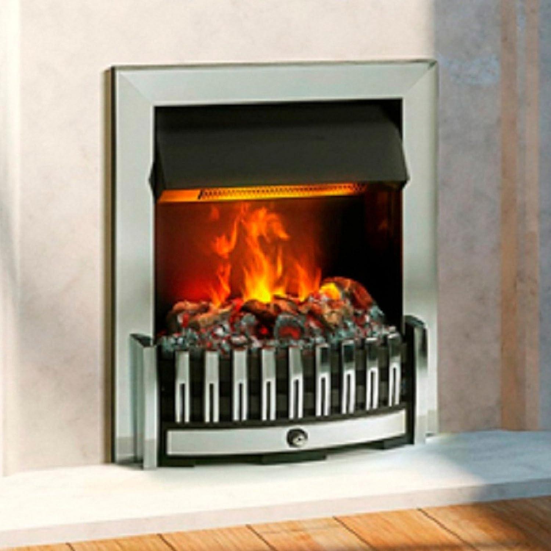 dimplex danville chrome dnv20ch electric fire place insert fire dimplex dnv20ch danville chrome fire