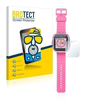 BROTECT Protector Pantalla Mate para Vtech Kidizoom Smart Watch DX Película Protectora [2 Unidades]