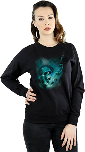 HARRY POTTER Mujer Voldemort Dark Mark Mist Camisa De ...