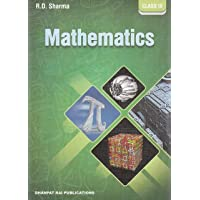 Mathematics for Class 9 by R D Sharma (2019-20 Session)