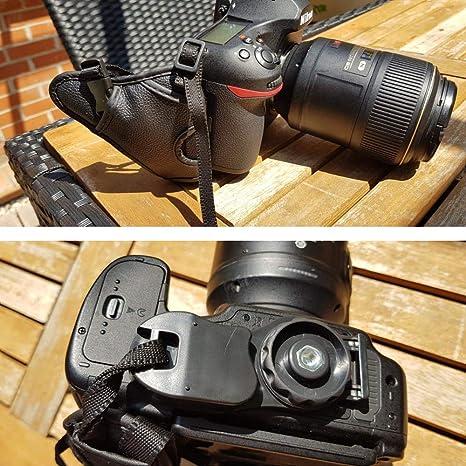 13mm 20 Correa Ajustable de Muñeca de Cámara Digital con Fácil Manejo de 220