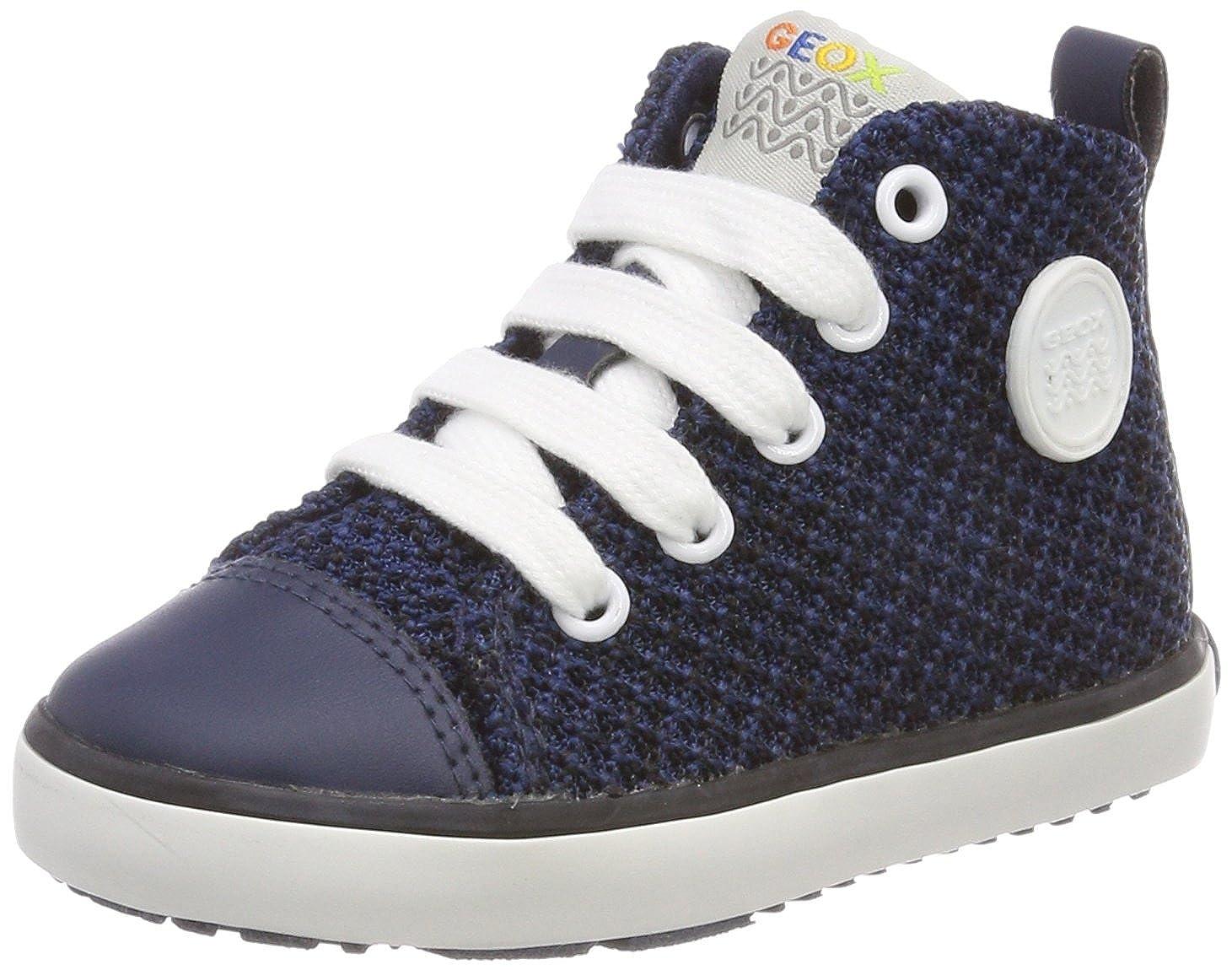 Geox Baby Jungen B Kilwi Boy I Sneaker B82A7I011BC