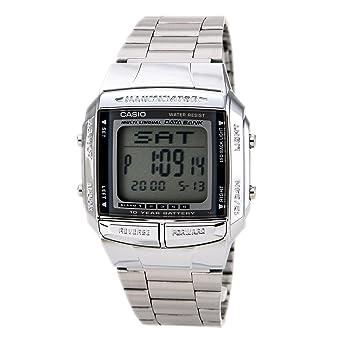 Casio Mens DB360-1AV Digital Databank Watch