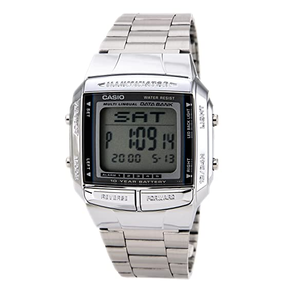 Casio DB360-1A Hombres Relojes
