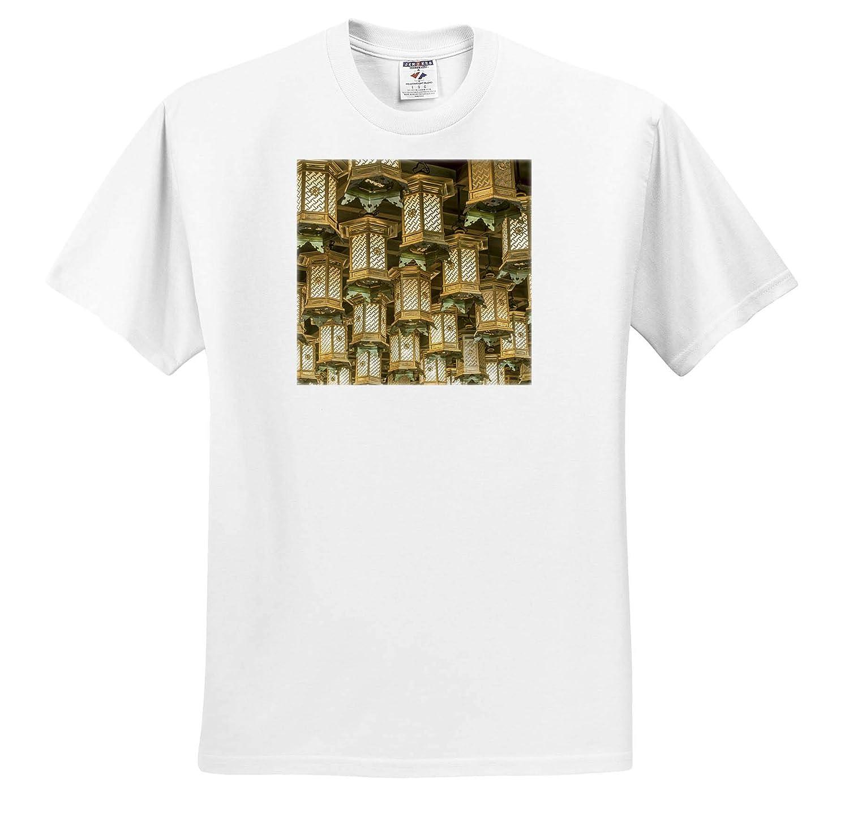 Daisho-in Temple Lanterns Japan 3dRose Danita Delimont Japan Miyajima Adult T-Shirt XL Hiroshima ts/_312775