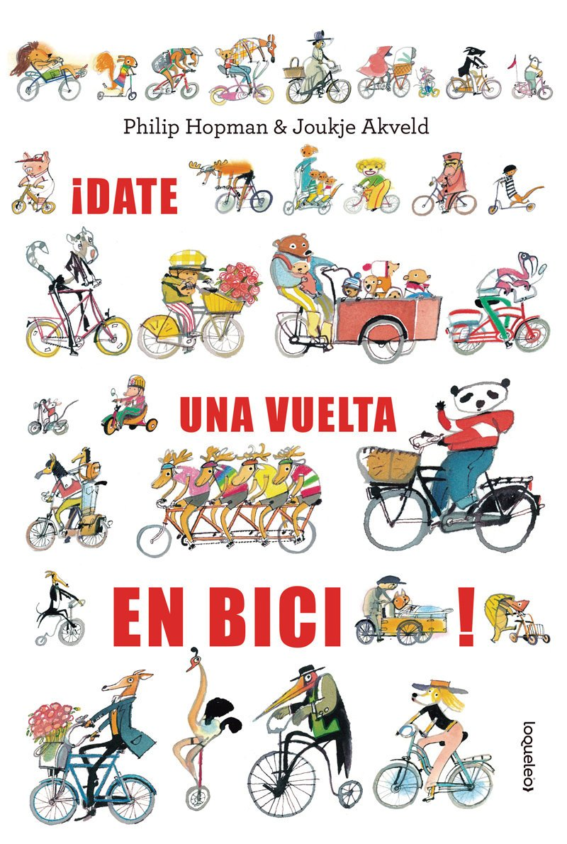 Read Online Date Una Vuelta En Bici! (Divulgacion) (Spanish Edition) pdf